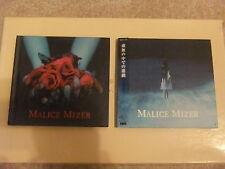 Malice Mizer - Set of 3 singles - Japan Music CD Visual Kei Gackt Moi Dix Mois