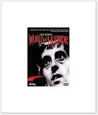 NEW Dario Argento's World of Horror (DVD, 1999) Free Shipping