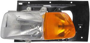 Heavy Duty Headlight Left  Dorman# 888-5302,A1713344001 Fits 99-09 Sterling