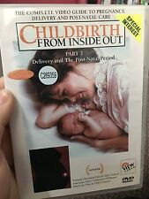 Childbirth Part 2 - Delivery and the Post-Natal Period ex-rental region 1 DVD