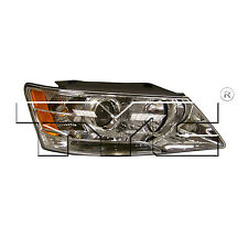 09-10 Hyundai Sonata Right Headlight Assembly-CAPA Certified TYC 20-9011-00-9