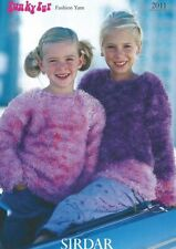 Sirdar DK/Double Knit Sweaters Patterns