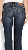 Lucky Brand Women's Jeans Easy Rider Relaxed Boot Leg Stretch Size 31 X 32 NWT