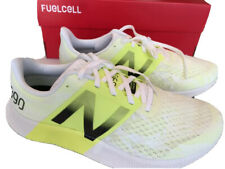 New Balance FuelCell 890v8 White Lime Running Shoes New, Retails $120, Mens 8.5