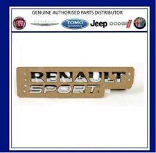 Renault Twingo II LOGO Emblem Aufkleber Night and Day Neu  930533987R