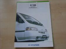 54179) Hyundai H 100 Prospekt 01/1995