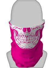 Reithelme Schal Gesichts Maske 3d Mod Target Design Halswärmer Schlauch Biker Bandana