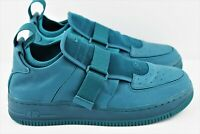Womens Nike Air Force 1 AF1 Explorer XX Size 10 Shoes Teal Green AO1524 300