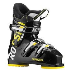 2016 Rossignol Comp J3 Size 19.5 Jr Ski Boots Black RBD5120