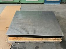 Newport Optical Table 3 X 4 4 Thick Bread Board 14 20 Holes In 1 Grid