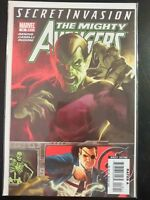 The MIGHTY AVENGERS #18a Secret Invasion (2008 MARVEL Comics) ~ VF/NM Book