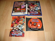 YU-GI-OH! DUELISTS OF THE ROSES DE KONAMI PARA LA SONY PS2 USADO EN BUEN ESTADO