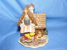 Pendelfin Fruit Shop 2008 Village Tales Collection