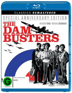 The Dam Busters (1955) (Special Anniversary Edition) (Classics Remastered)
