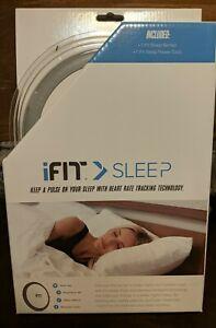 iFit Sleep  sleep  Tracker - White IFMPAD15