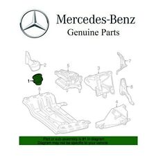 For Mercedes W212 W218 E63 AMG Driver Left Engine Motor Mount Genuine 2122407317
