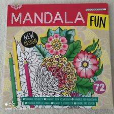 Malbuch für Erwachsene - Mandala...