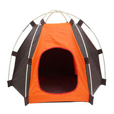 Portable Medium Dog Cat Pet House Tent Indoor Outdoor Camping Travel Pet Supply