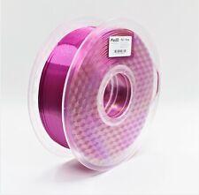 FAST SHIPPING! Silk Merlot PLA 1.75mm 3D Printer Filament MakerBot Ender 3 Pro