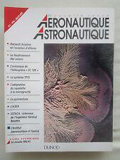 AERONAUTIQUE ASTRONAUTIQUE DASSAULT FOUDRE EC 120 PYROTECHNIE A3XX ESTACA MILAS