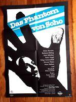 Das Phantom von Soho  Original Filmplakat  A1 Edgar Wallace,CCC Film,E.Wallace