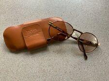 BOSS Herren Sonnenbrille 5154 Carrera gold HORN 5152 Vintage Retro 80er + Etui