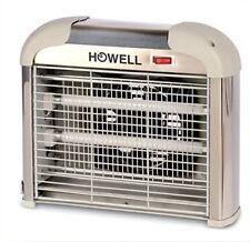 Howell Zanzariera elettrica con Aspiratore Insect Killer Hik13asp Celeste