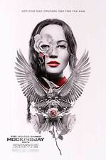 """Hunger Games :Mockingjay pART 2 Advance G Two Sided 27""""x40' inch Movie Poster"""