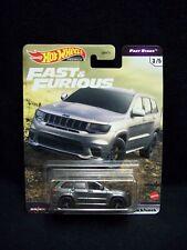Hot Wheels Fast & Furious F9 Saga Jeep Grand Cherokee Trackhawk