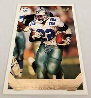 1993 Topps Gold #120 Emmitt Smith Dallas Cowboys NM+