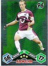 MATCH ATTAX Bundes Liga 2010 2011 - STEVEN CHERUNDOLO - Star Spieler # 93, NEU