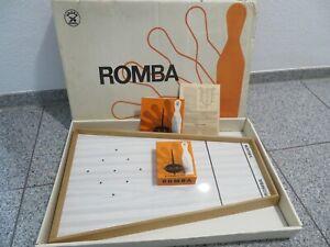 Romba Tischkegelspiel von der Firma Vauen mit OVP ***TOP*** OVP