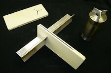 EASY-SAW HOLDER FIXTURE. Collet Stop--cutter holder  Proudly made in the USA!