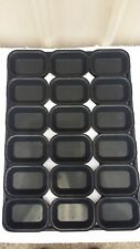 PIE TRAY - BAKERY MEAT PIE PALLET - BAKING PIE TIN - PASTRY - TEFLON COATED-COOK