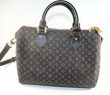 Authentic Louis Vuitton Speedy Bandouliere 30 M56702 Hand Bag Original Receipt