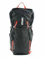 THULE AllTrail Backpack 15L Rucksack Tasche Obsidian / Roarange Schwarz Rot