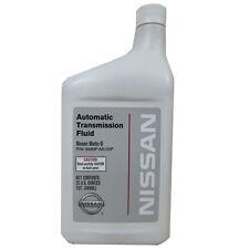 Genuine Nissan Automatic Transmission Fluid Aft Matic D 999MP-AA100P
