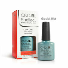 CND Shellac UV GEL Color Glacial Mist Aurora Holiday 2015 Collection 90872