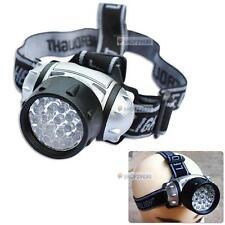 21 LED 4 Modes Waterproof Head Torch Flashlight Bike Lamp Headlamp Headlight GN