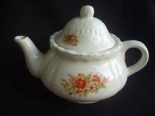 Unboxed Earthenware British Staffordshire Pottery Tea Pots