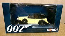 "CORGI CC06805 James Bond Rolls Royce Phantom III ""Goldfinger"""