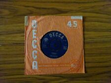 "Karl Denver - Wimoweh (Decca 1961) 7"" Single"