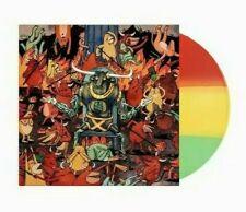 Dance Gavin Dance Afterburner Tri-Rasta Vinyl Variant Sealed and Sold Out /1,000