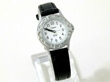 LADIES TIMEX INDIGLO WATCH * WATER RESISTANT * NEW ENERGIZER BATTERY * NEW BAND