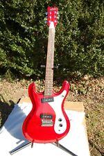 Aria Aria Diamond series electric guitar Red Metal Flake