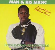 BOOGIE DOWN PRODUCTIONS-MAN & HIS MUSIC-JAPAN CD E78