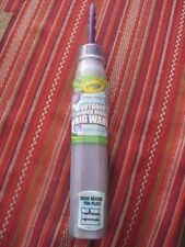 CRAYOLA Outdoor Colored Bubbles Big Wand  6.5 oz Purple Pizzazz FUN NEW