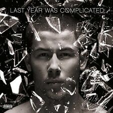 Nick Jonas - Last Year Was Complicated (NEW & SEALED CD 2016)