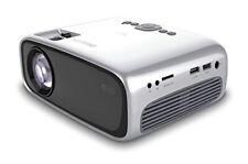 Philips Beamer Projection NeoPix Easy+ NPX440 Miniprojektor 80