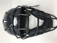 New Other Schutt AiR-Pro 2962 Catcher's Helmet/Mask Baseball Black/Black Small